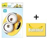 Minion Bob Official Minions Single Karte Partei Gesichtsmasken (Maske) Enthält 6X4 (15X10Cm) starfoto