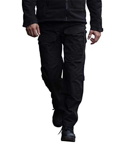 free-soldier-outdoor-sports-men-teflon-scratch-resistant-pants-four-seasons-multi-pocket-hiking-clim