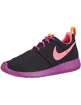 Nike Roshe Run - zapatilla deportiva de material sintético niña
