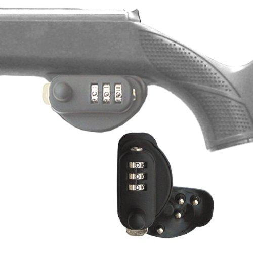Bulltec Waffenschloss Trigger Lock - sichern Sie Ihre Waffe vor unbefugtem Zugriff! -