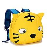 Kinderrucksack Kinder Cartoon Tier Rucksack Schultasche Mini Schule Tasche für Baby Jungen Mädchen Kleinkinder für 2-5 jährige