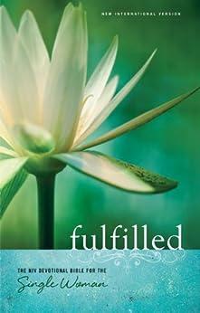 NIV, Fulfilled, eBook: The NIV Devotional Bible for the Single Woman di [Zondervan]