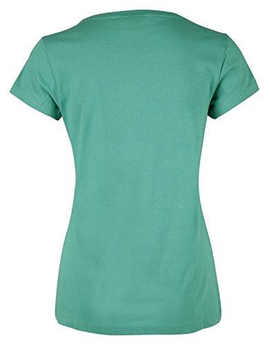 Hummel Damen T-Shirt Classic Bee SS Sea Green