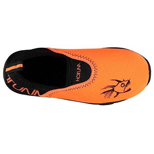 Hot Tuna Scarpe subacquee Orange/Black