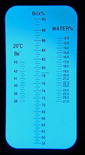 Diverse Lieferanten Honey Refractometer with LED Lighting 4