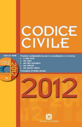 Codice civile. Con espansione online. Per gli Ist. tecnici e professionali