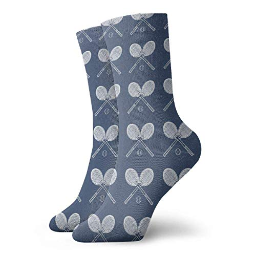 deyhfef Men&Women Tennis Casual Low Cut Short Sock Crew Socks Novelty Ankle Socks