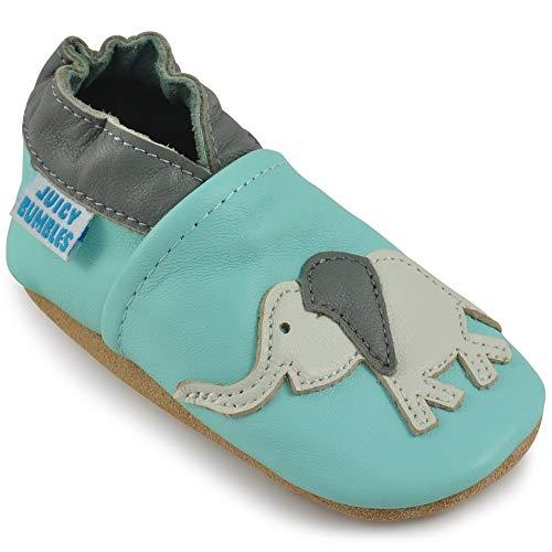 Zapatos Bebe Niña - Zapatillas Niña - Patucos Primeros Pasos - Elovefant 12-18 Meses