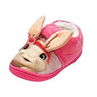 Peter Rabbit Lily Bobtail Girls Slippers