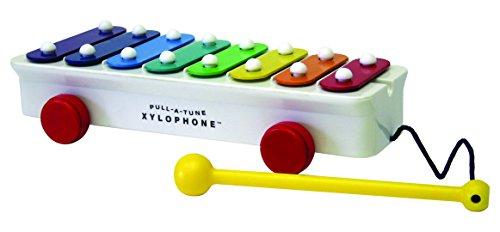 Kanaï Kids-xylkk01-Fisher Price-Klassische-Xylophon-Mehrfarbig