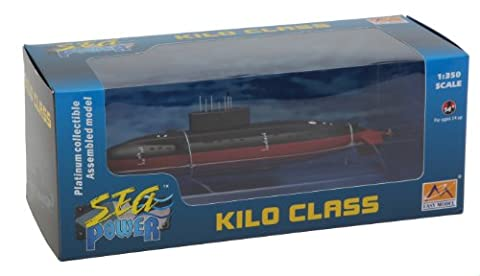Easy Model Subs 1:350 - PLAN Kilo Class Submarine - EM37501
