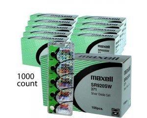 Maxell Uhrenbatterie SR920SW