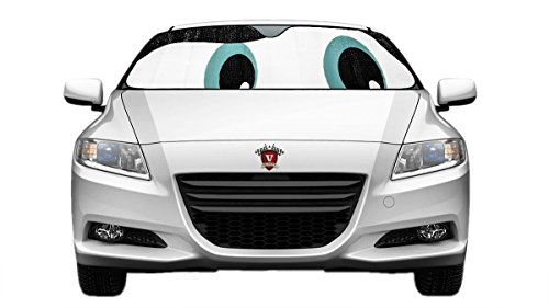 velocity-motorsports-slanted-blue-eyes-reflective-double-sided-sunshade-for-car-truck-suv-front-wind