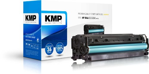 Preisvergleich Produktbild KMP Toner für HP LaserJet CP2025,  H-T124,  magenta