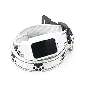 Detectoy Tracker, D35 GPS étanche GSM Système de traqueur pour Animaux domestiques pour Chiens, Chats APP Libre pour Chien, Chien, Animaux de Compagnie, Traceur, Anti, Collier Perdu, Smart Finder