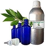 Laurus Nobilis Huile essentielle de laurier, 100% pure et naturelle