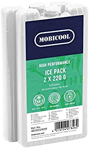 DOMETIC Mobicool Ice Pack 2x220 gr. High Perf. Ice Packs for insulated cool box (instead of ice)
