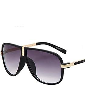 RUIN-Occhiali da sole unisex leopardo stampa occhiali sole , 2