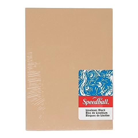 Speedball Linoleum Block 2 X 3