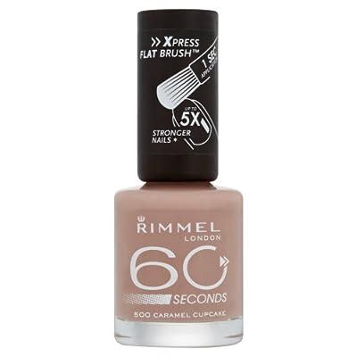 Rimmel London 60Seconds Nail Polish by Rita Ora