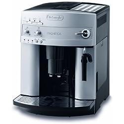 Delonghi ESAM3200S Cafetière expresso Argent Automatique (Import Allemagne)