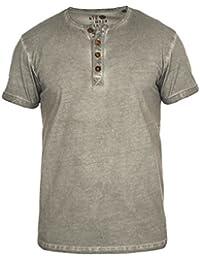SOLID Tihn - T-Shirt Granddad Shirt – Homme