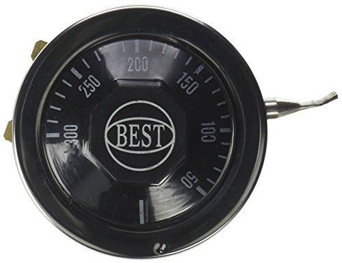 AC250V 16A NC Einstellbare Temperatur Control Switch Thermostat 50-300C