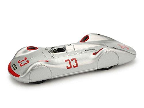 NEWES BRUMM BM0353B Auto Union Typ C N.33 AVUSRENNEN 1937 L.FAGIOLI 1:43 DIE CAST