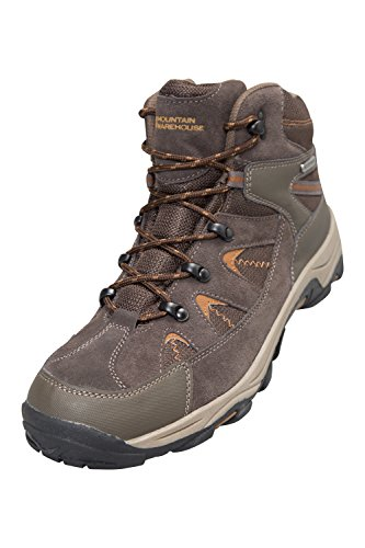 Mountain Warehouse Bottes imperméables homme Rapid Orange