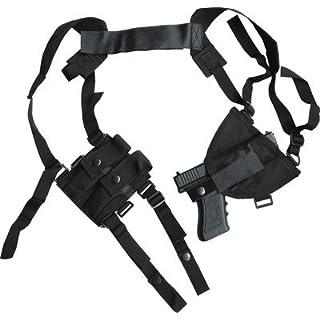 Alpha Tactical Shoulder Holster Black
