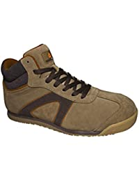 461c8aa6 Delta plus calzado - Juego bota piel serraje beige talla 40(1 par)