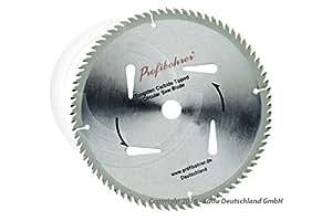 HM bestücktes Kreissägeblatt für Holz Typ Wechselzahn 190 x 30 mm Z60