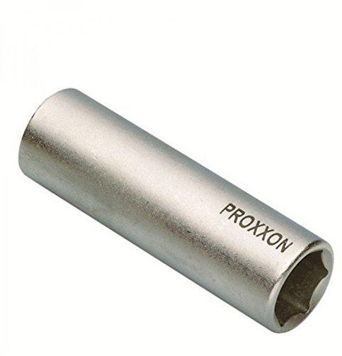 Preisvergleich Produktbild PROXXON 23546 Tiefbett Steckschlüsseleinsatz / Nuss 17 mm Antrieb 3/8'