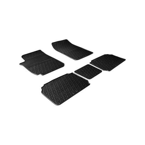 Set tapis de caoutchouc Citroen Xsara Picasso 2000- (G profil 5-pièces)