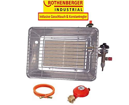 Rothenberger 35984 Chauffage au gaz Eco