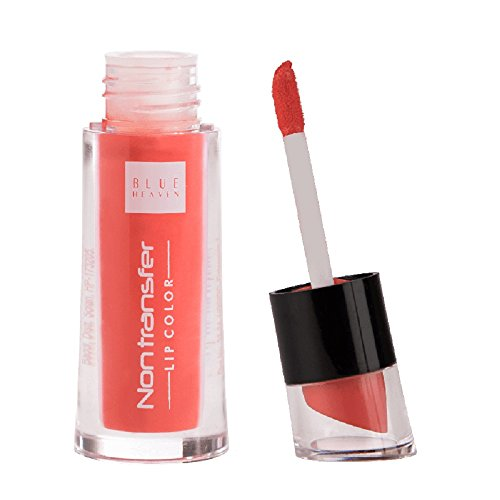 Blue Heaven Non Transfer Lip Color 2.8ml (Sunset Orange 02)