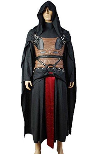 Star Wars Cosplay Kostüm Herren Mantel ()
