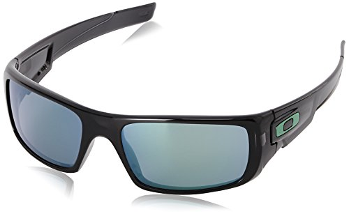 Oakley Herren Sonnenbrille Crankshaft Black Ink, 60