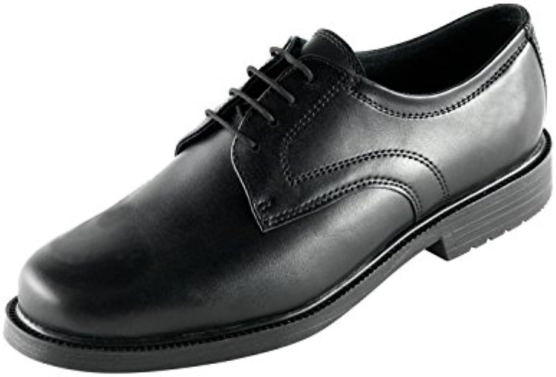Euro-dan de centro de cordones de zapatos en negro O2 + SRA
