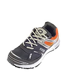 Pro (from Khadims) Mens Textile/Mesh Sports Sneakers