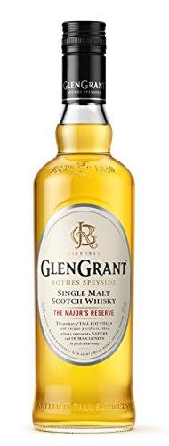 Glen Grant - Whisky De Malta Escocés - 0,7 L