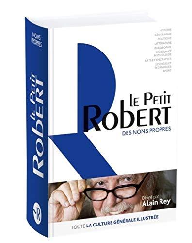 Le Petit Robert Des Noms Propres Relié - 2019 (Le Robert Dictionnaires)