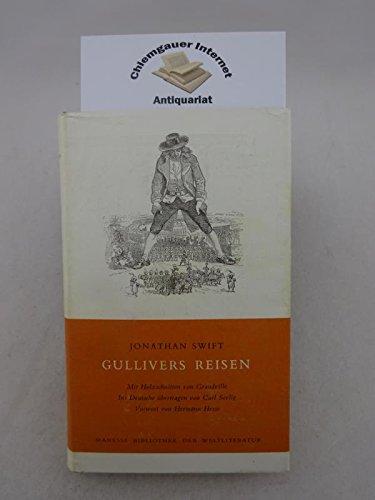 Lemuel Gullivers Reisen in verschiedene ferne Länder der Welt