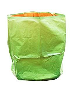 """BIO Blooms Agro India PVT LTD Terrace Gardening Extra Large Grow Bag 36"""" X 36"""" Pack of 1 Inches Bio_6HA"""