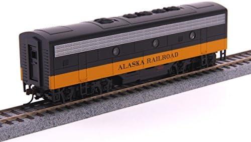 BachFemmen 63810 H0 F7B Emd – Standard Standard Standard DC –-Alaska Rail Road (Noir, Jaune) | Pour Gagner L'éloge Chaleureux De La Part Des Clients  1ac447