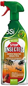 BSI Stop Insectes Anti-nuisible/Anti-insecte 800 ml