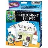 Bulk Buy: poof-slinky Fingerabdruck Dateien Fun Lab Kit (3er Pack)