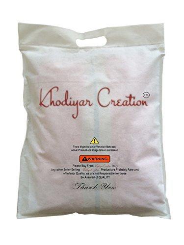 Khodiyar Creation Women Faux Georgette Lehenga Choli (3306-Pink _Pink _Free Size)