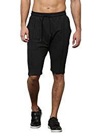 Skult By Shahid Kapoor Men's Cotton Shorts - B076BT991K