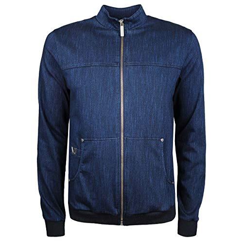 Versace Jeans Jacke - B7GQB7FA / JERS Indaco Ring - Size: M(EU)